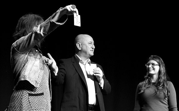 The Gentleman Magician - Bruce Glen - Business Events